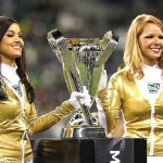 It's time for the Playoffs in the Major League Soccer
