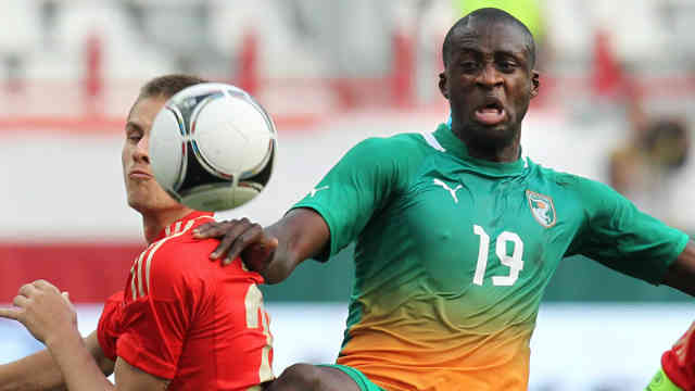 Yaya Touré before the Ivory Coast-Senegal game-People must stop saying I don't give my best to the national team
