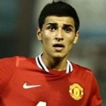 One to watch out for Davide Petrucci of Manchester United.