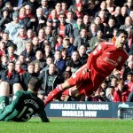 Luis Suarez, diving or not?
