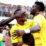 Adebayor brings a sting on the Atlas Lions