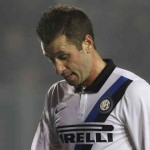 Antonio Cassano as his team loses against Atalanta