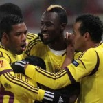 Anzhi come back for revenge with Liverpool as they bring a win