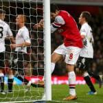 Arsenal 3 : 3 Fulham Highlights