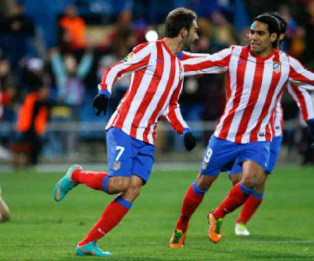 Atletico Madrid rising in the La Liga table as they beat Getafe