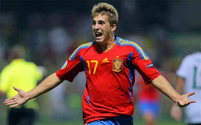 Barcelona have found interest in the young Gerard Deulofeu rather than the Brazilian interantional Neymar