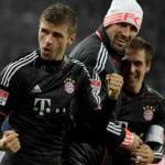 Hamburger SV 0 : 3 Bayern Munich Highlights