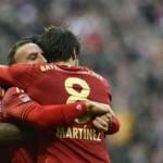 Bayern Munich 2 : 0 Eintracht Frankfurt Highlights