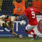 Benfica 2 : 0 Spartak Moscow Highlights