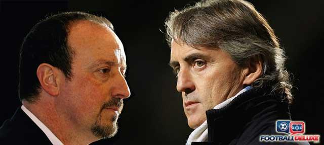 Benitez vs Mancini