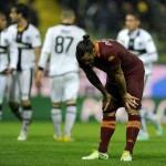 Parma 3 : 2 AS Roma Highlights