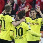 FSV Mainz 1 : 2 Borussia Dortmund Highlights