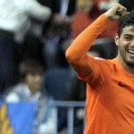 Carlos Vela brings his team a victory against Malaga
