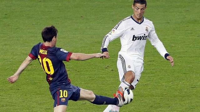 Cristiano Ronaldo tells us about his arch-rival Lionel Messi.