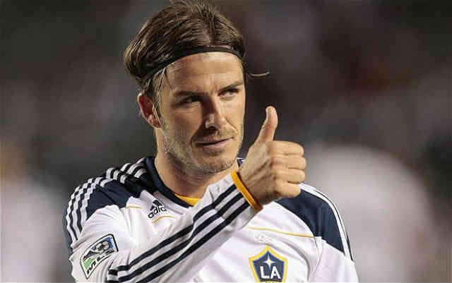 David Beckham will be more likely to go to Paris St Germain to continue his career in football
