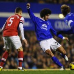 Everton 1-1 Arsenal Highlights