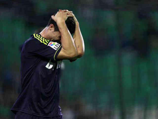 Everyone thought Real Madrid expected to win but Real Betis took on the victory