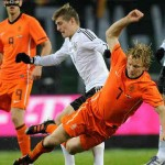 Netherlands 0 : 0 Germany Highlights