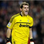 Iker Casillas has decided that he will vote for Serigo Ramos for the best player of 2012