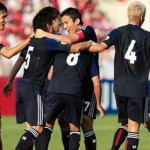 Japan climb to the top for the World Cup