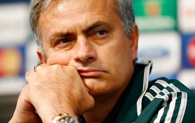 Jose Mourinho-Inter is the club where I most wanted to be