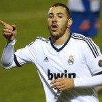Karim Benzema and Kaka guided a weakened Real Madrid to a 4-1 win
