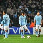 Manchester City who took the premiership title seem to slow down in their wins in the Champions League