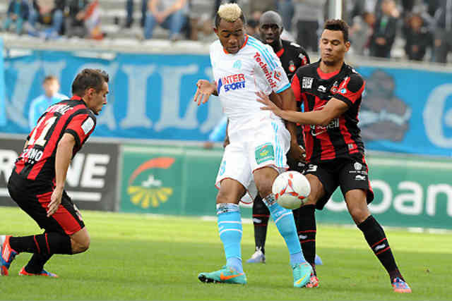 Marseille continue to get a little slow in their play as they draw with Nice