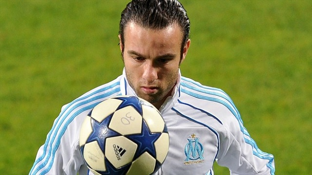 Matthieu Valbuena is the rising star of French football