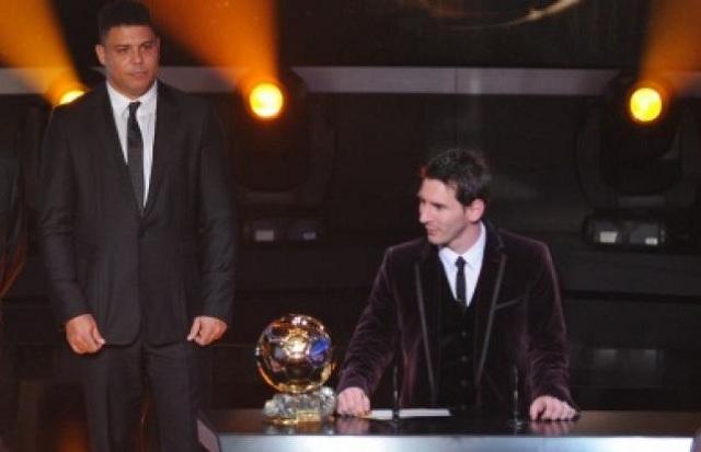 Messi-'Ronaldo was my hero'