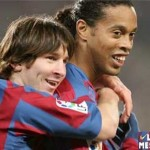 Messi vs Ronaldinho- Who Is The Barcelona King? Full HD Video