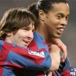 Messi vs Ronaldinho, who is the Barcelona King?