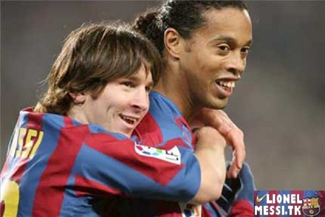 Messi vs Ronaldinho, who is the Barcelona King?
