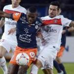 Montpellier 1 : 1 Paris Saint-Germain Highlights