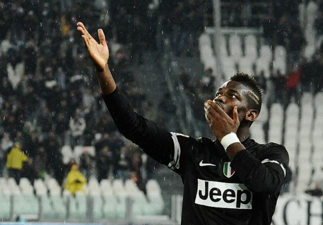 Paul Pogba is the new star of the Juventus, watch this space!