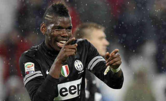 Paul Pogba, the French rising star of the Juventus, takes the world of football by storm .