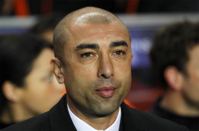 Roberto Di Matteo being lined up for QPR