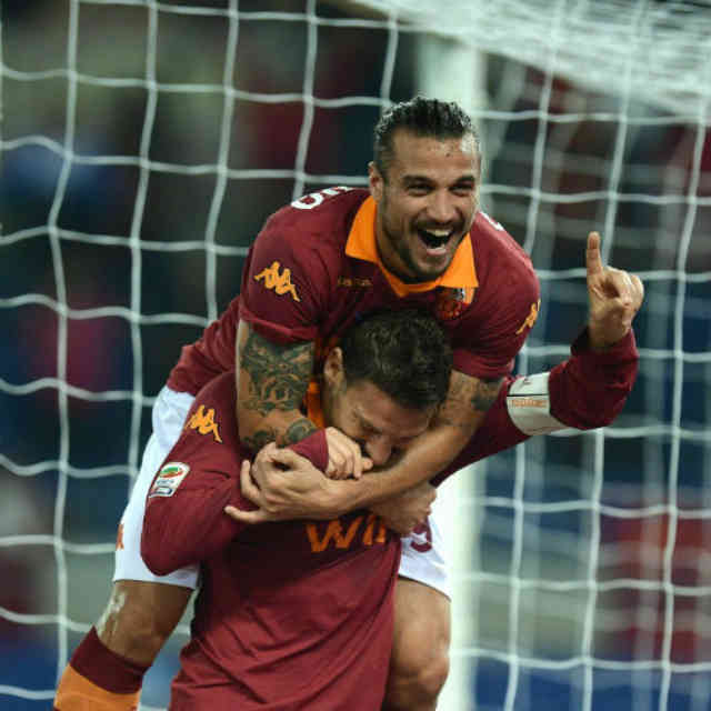 Roma comes back with a lash against Palermo