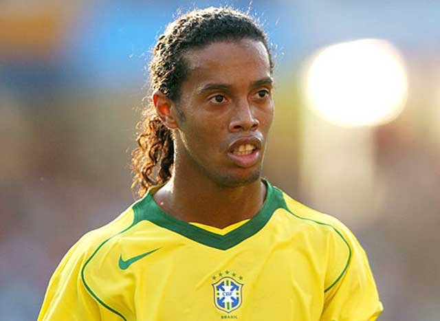 Ronaldinho one of the most talented players to grace the game