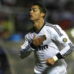 Ronaldo refuses to go off and brings a goal against UD Levante
