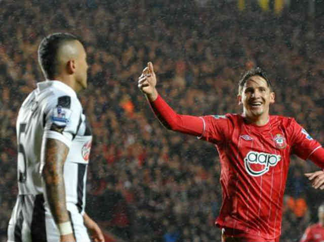Southampton made it two Premier League wins in a row as they grabbed a well deserved 2-0 victory over stuttering Newcastle United
