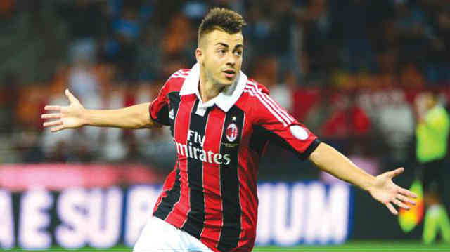 Stephen El Shaarawy could prove to Italy and the world he has the potential to rise in his skills in football
