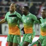 Austria 0 : 3 Ivory Coast Highlights