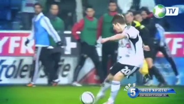 The Top 5 Goals of the Week You Won't See Anywhere else #5