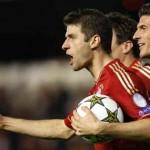 Valencia 1 : 1 Bayern Munich Highlights