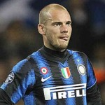 Wesley Sneijder could be in an exit as Inter Milan decide that he has not preformed with Inter Milan