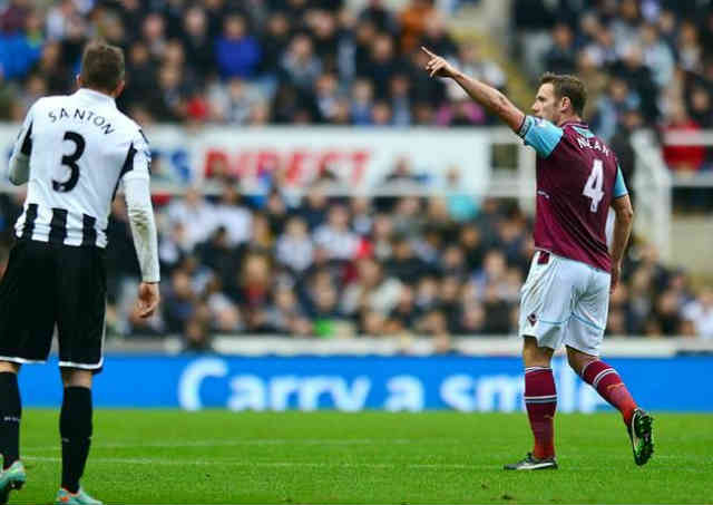 West Ham have risen this year and beat Newcastle at St James' Park