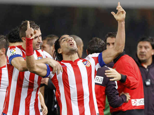 Where would  Radamel Falcao go as Chelsea and Manchester City are fighting in who will take him