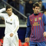 "Pique:"" Ronaldo is nothing compared to Messi"""