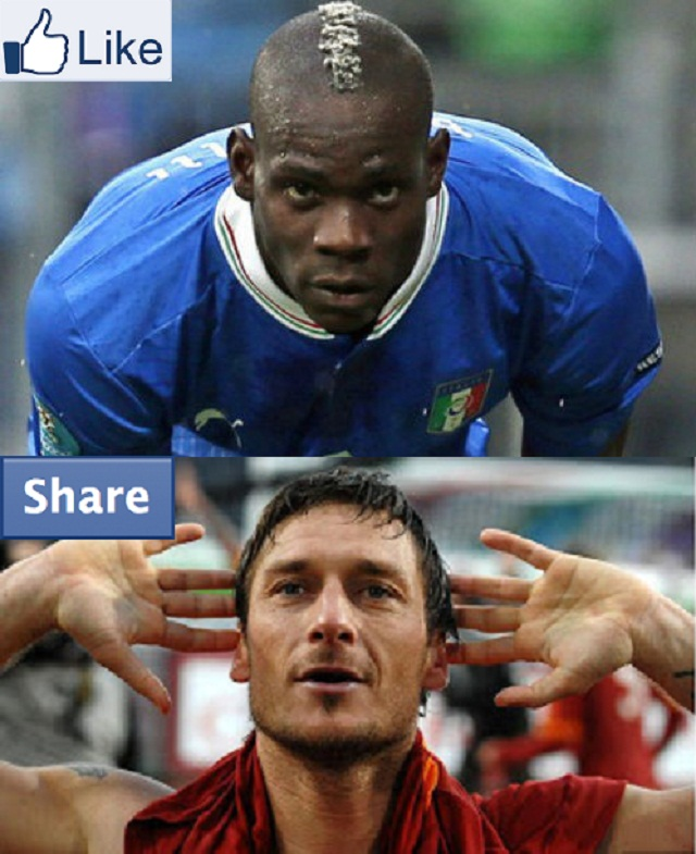 Who is the best Italian...Balotelli or Totti?